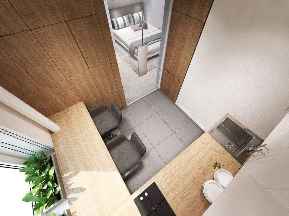 Arredare una piccola casa - Cucina