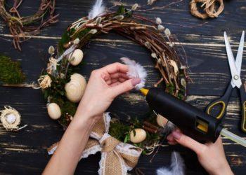 Decorazioni pasquali: come decorare la casa a Pasqua.