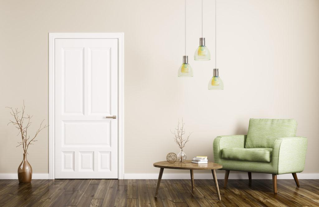 Abbinamento colori pavimento grigio affordable colori pareti openspace disimpegno with - Colore divano pavimento cotto ...